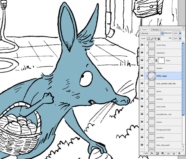 bilby-flat-colour