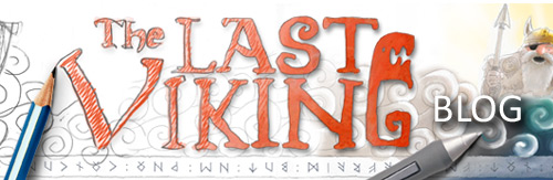 The Last Viking blog