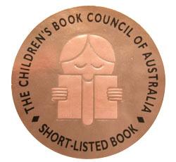 CBCA shortlist medal