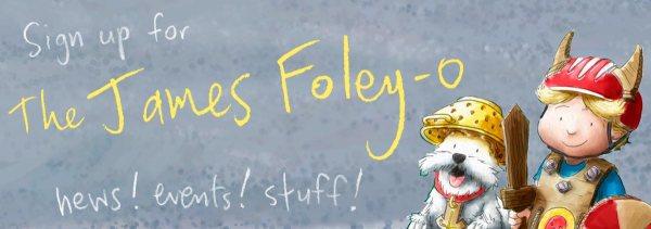 The-James-Foley-o-website-home-page