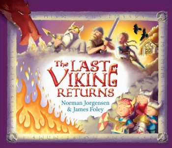 The Last Viking Returns (2014), front cover