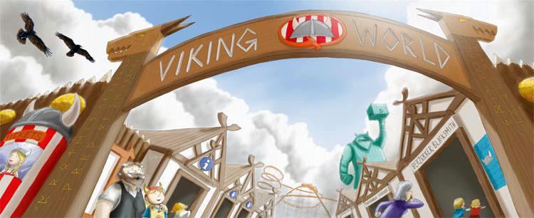 The Last Viking Returns: Viking World