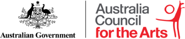 logo for the Australia Council for the Arts