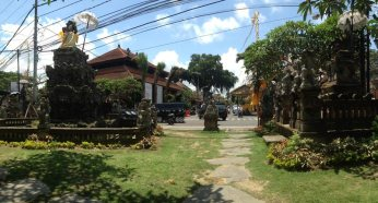 central Ubud
