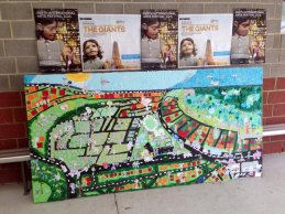 Churchlands' completed mural