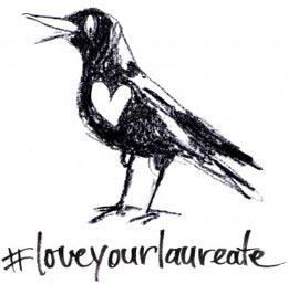 #loveyourLaureate