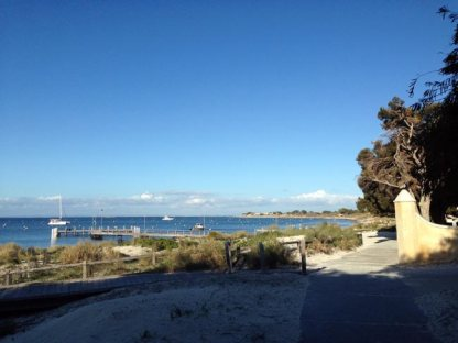 Thompson Bay, Rottnest