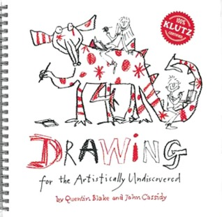 Drawing for the artistically undiscovered Quentin Blake