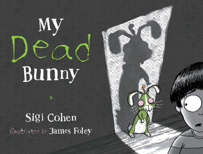 'My Dead Bunny' (2015), front cover