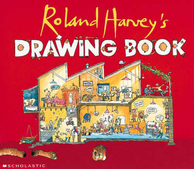 Roland Harveys drawing book