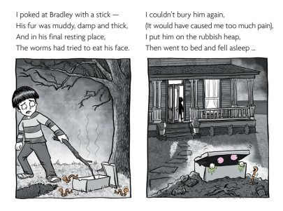 'My Dead Bunny' (2015), I Poked At Bradley With A Stick