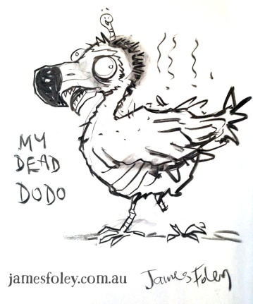 my dead dodo (extinct? Unextinct?)