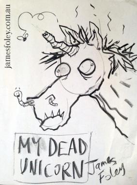 my dead unicorn