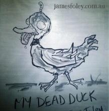 my dead duck
