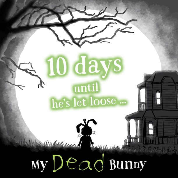 My Dead Bunny coming to Sydney, Perth & Melbourne