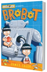 Brobot front cover, 1st edition