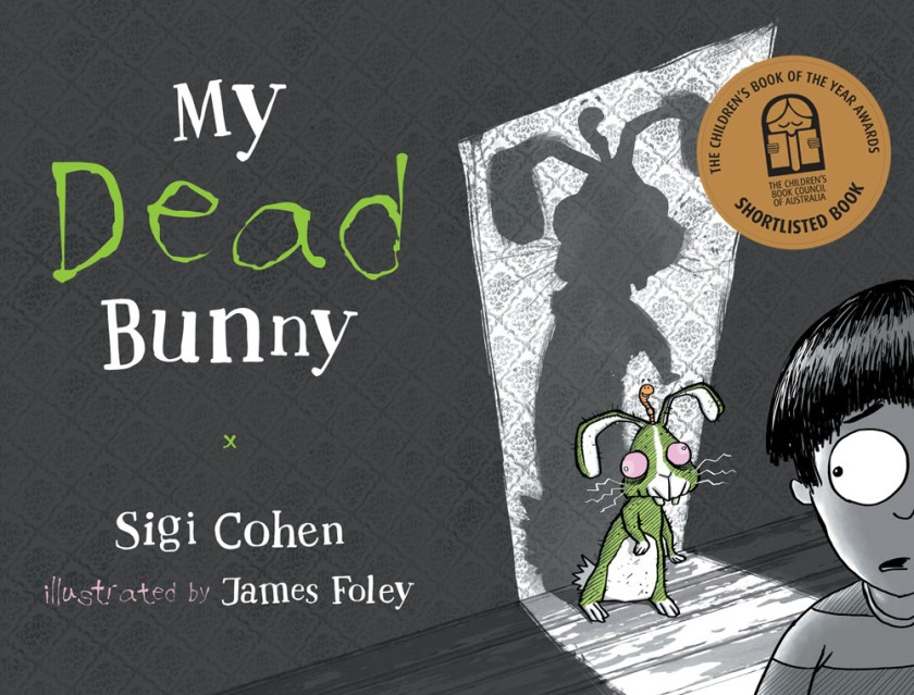 My Dead Bunny cover image