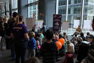 Storytime, BHP Billiton Family Day