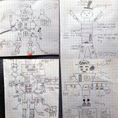 Robots, Palmyra PS