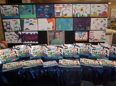Picture Book in a Day, Marmion PS