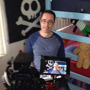 filming for Story Box Library