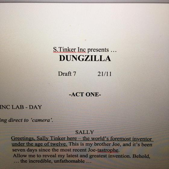 Dungzilla draft 7