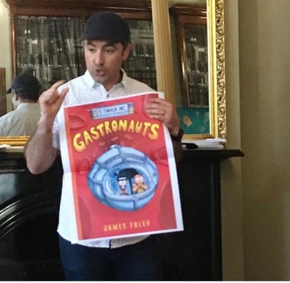 Launching Gastronauts