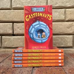 Gastronauts are go!