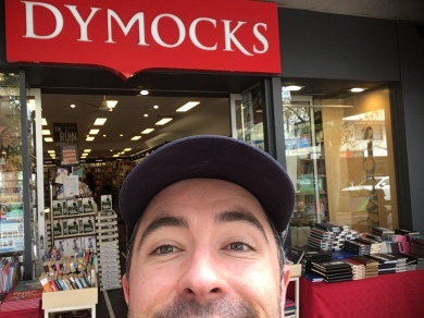 Ready to draw at Dymocks Subi