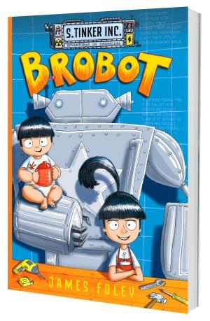 Brobot book cover