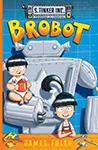 Brobot book cover 2nd edition