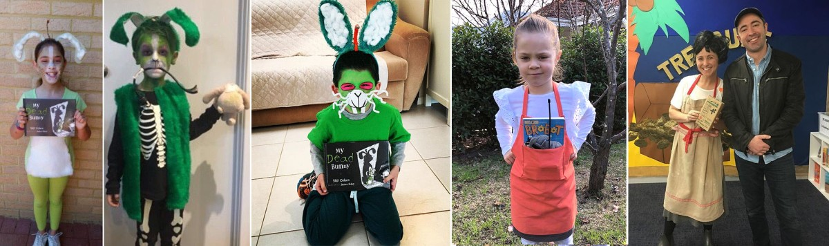 Book Week / Halloween costume ideas