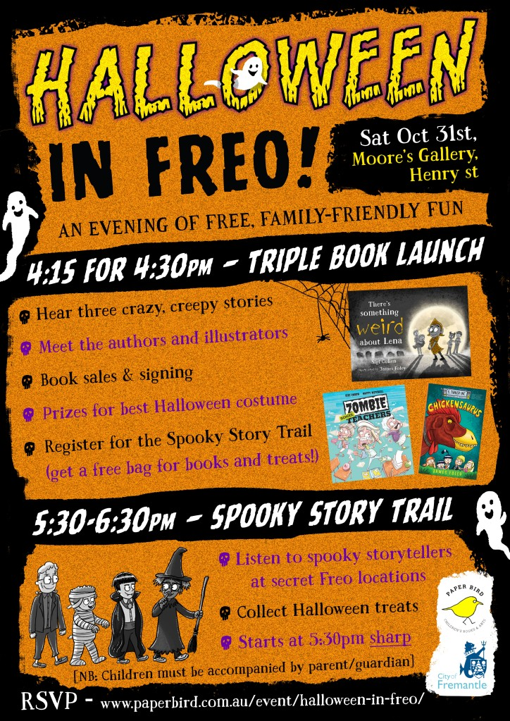 Halloween in Freo: an evening of free, family-friendly fun